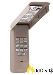 Liftmaster Chamberlain 877max Garage Remote Control Replacement 878max