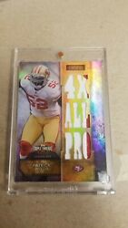 2012 Patrick Willis Topps Triple Threads Game Jersey Relic 2 Color 1/1 1 Of 1 🔥