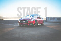 Ams Red Alpha Stage 1 Performance Package For 2016-2019 Infiniti Q50