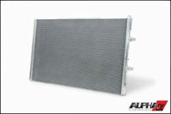Ams Alpha Primary Heat Exchanger For 2012-2020 Mercedes-benz 5.5l Biturbo
