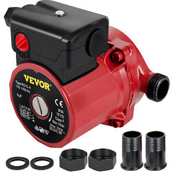 Npt 3/4and039and039 Automatic Water Circulation Pump 3-speed Domestic Pump 110-120v 3.9ft