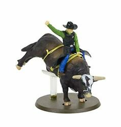 Big Country Toys Pbr Bushwhacker Rodeo Bull With Rider 120 Scale Bull Riding