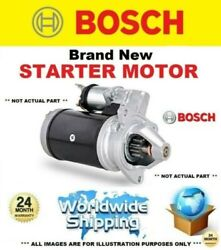 Bosch Brand New Starter Motor For Mercedes Benz S-class Coupe S65 Amg 2014-2019