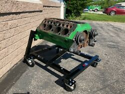 Engine Cradles Stand Heavy Duty Ford Flathead V-8 8ba 1949 To 1953