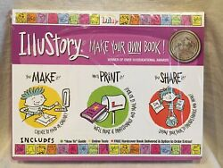 Illustory Make Your Own Book By Lulu Jr From 2014 - New/sealed