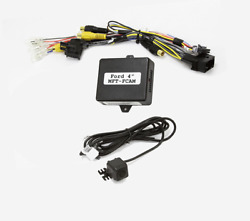 Nav-tv Mft-fcam For 2013-2019 Ford Super Duty And F-150 With 4 Full Color Screen