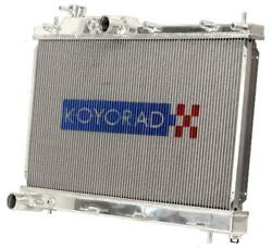 Koyorad Racing Performance Aluminum Radiator For 93-98 Toyota Supra Jza80 R1856