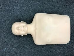 4 Pcs Laerdal Airway Management Trainer With Case Lot Of 4