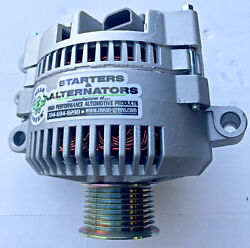 Mean Green High Output Alternator For 1994-1997 Ford 7.3l Powerstroke Super Duty
