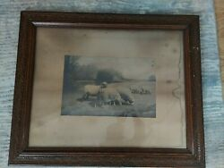 C1900 Print S.s. Carr Copyright By The Taberandprang Art Co.