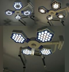 Cold Light Led Operating Light For Surgical Ot Room 140000 Lux High Quality Lamp