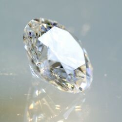 40x 0.04ct 2.1mm 1.60 Tcw Round Excellent Ideal Cut Diamond G Color Si2 Clarity