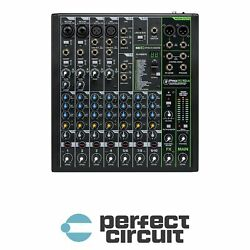 Mackie Profx10v3 10-channel Mixer Pro Audio - New - Perfect Circuit