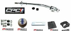 1968 Mustang 4 Speed Shifter Handle Kit Complete