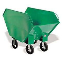 New Valley Craft Steel Waste And Chip Truck