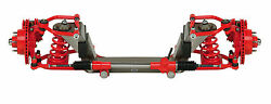 Heidtand039s Mustang Ii Ifs Universal 60 Track Right Hand Drive Steering +