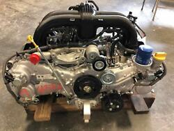 2018 2019 Subaru Legacy 2.5l Engine Assembly Only 656 Actual Miles