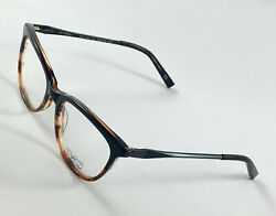 New KATE YOUNG FOR TURA Mod.K 301 Black Women#x27;s Eyeglasses Frames 50 16 135 $47.40