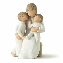 Willow Tree Statue -calm Daily Childbirth Angel Doll Figurine Sculpture Natural