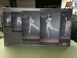 RARE !! The Coolest 1986 era Michael Jordan Autographs (2) you will see..poster