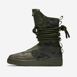 Nike Special Forces Air Force 1 Hi Men's Boots Aa1128 203 Multiple Sizes