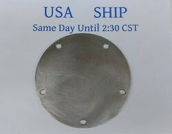 Stainless Steel Cover Plate Replaces Sherwood 23113 Pumps G22011 G22012 G3001-01