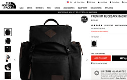 Northface Backpack $100.00