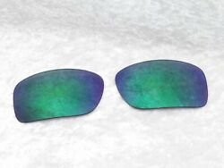 Oakley Replacement Prizm Jade Green Lens for Turbine Work Fishing Fair Condition $18.14