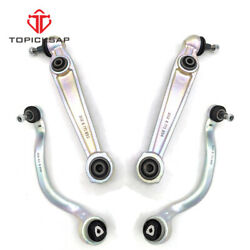 Fit 07-14 Bmw E70 X5 X6 Front Control Arms Arm Ball Joints 4pcs Set Left And Right