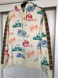 Sold Out Disney Sweater Hoodie With Receipt