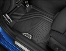Genuine Bmw All Weather Rubber Floor Mats Front And Rear Set G20 G21 3 Series