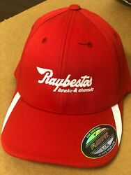 Raybestos Brake & Chassis Red Fitted Hat