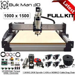 Newest 4axis Work-bee Cnc Router Machine Full Kit Cnc Diy Milling Machine Kit