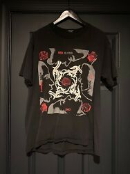 Vintage Red Hot Chili Peppers Shirt Xl
