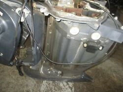 Yamaha 250hp 4 Stroke Outboard 25 Midsection