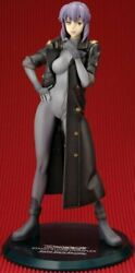 Ghost In The Shell S.a.c. Solid State Society Motoko Kusanagi 1/8 Scale Pvc