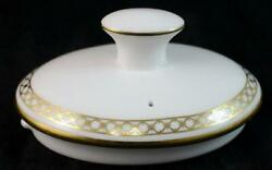 Royal Crown Derby Derby Border Lid For Teapot A1253 Bone China Great Condition