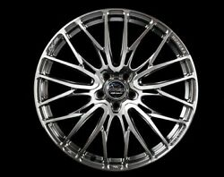 Rays Homura 2x10 Bd 19x8.5j +45 5x114.3 Silver For Toyota Harrier From Japan