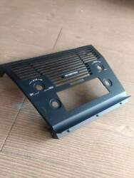 Bmw 5 E12 Switch Panel For Climate Control Brand New From Old Stock..