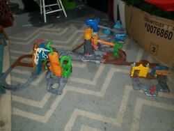 Thomas And Friends Huge Take N Play Adventure Lot