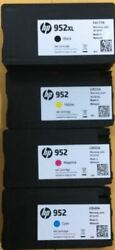 80 20 Sets Virgin Empty And Used Genuine Hp 952xl 952 Ink Cartridges Empties