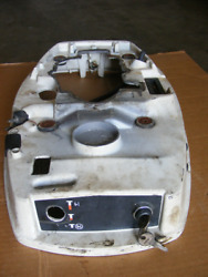 Johnson Evin 25-30 Hp Engine Cover Assembly Hood W/ Keys 2001 Outboard