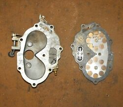 1960 Johnson 18 Hp Leaf Plate Assembly Pn 0377908 377908 Fits 50and039s-60and039s Models