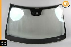 10-13 Mercedes W221 S400 S550 S63 Amg Front Windshield Wind Shield Glass Oem