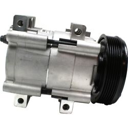 58132 4-seasons Four-seasons A/c Compressor New For Explorer Pickup With Clutch