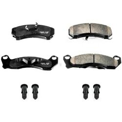 Z23-199 Powerstop Brake Pad Sets 2-wheel Set Front New For Country Ford Mustang