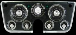 All American Tradition 1967-72 Chevy Gauges - Classic Instruments - Ct67at
