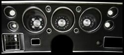 All American Tradition 1970-72 Chevelle Ss Gauges - Classic Instruments - Cv70at