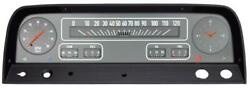 Gray 1964-66 Chevy Truck Package Gauges - Classic Instruments - Ct64g