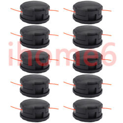 10x 99944200907 Speed-feed 400 Trimmer Head For Echo Srm Trimmers Fast Loading